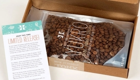 Tonx Delivers The World's Finest Coffee Direct To Your Door | Coffee News | Scoop.it
