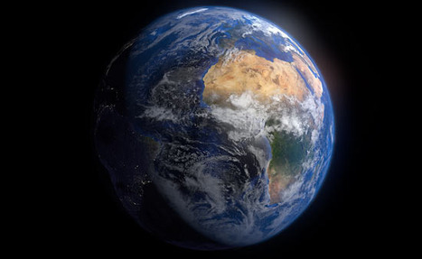 Applications To Create Realistic 3d Earth | Technispace: Social information technology share blog | Scoop.it