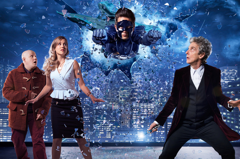 'Doctor Who' New Christmas Special 2016 Poster and Details | FanAboutTown | Scoop.it