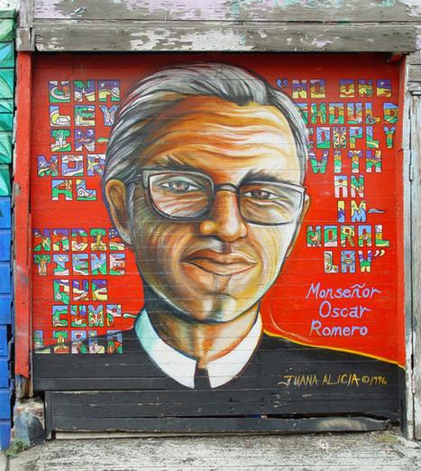 Vatican says no movement (yet) on sainthood for Oscar Romero   Echos des Eglises   Scoop.it