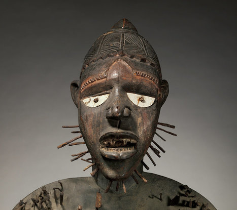 A Lost African Civilization, and a Sculpture That Tells Its Story | cultural anthropology | Scoop.it