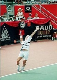 The Perspective of Serve and Volley in Modern Tennis   Ace Tennis Lessons   Scoop.it