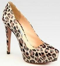Decolletè leopardate: scarpe must-have dell'inverno   Shoes passion   Scoop.it