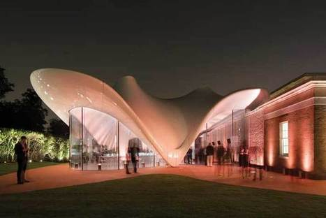 articles/Serpentine Gallerys sinuous and sensual m expansion opens | Urbanism 3.0 | Scoop.it