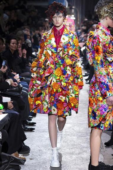 Comme des Garcons Womens Fall 2013 Ready To Wear - Frillr | COMME des | Scoop.it