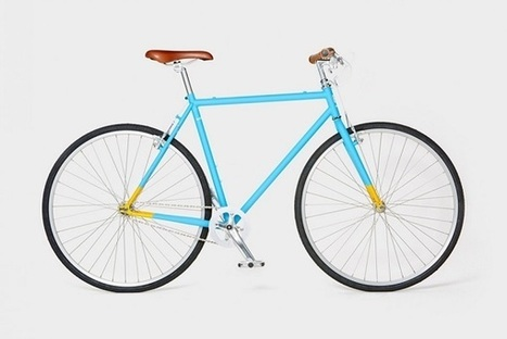 The Minimalist, Comfortable 'Brilliant Bicycle' Is Surprisingly Affordable | #Design | Scoop.it