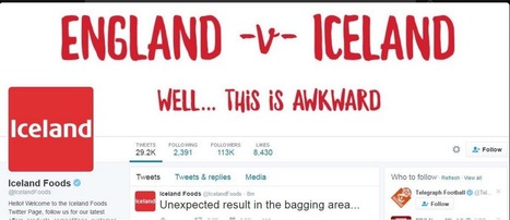 How brands tweeted about England's Euro 2016 exit | Working Stuff | Scoop.it