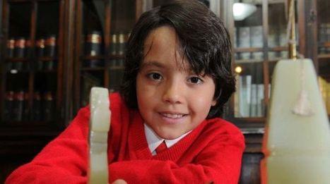 Tiene 8 años, le escribió un poema a la Web y fue premiado - Los Andes (Argentina) | Jóvenes XXI | Scoop.it