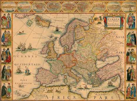 La vieja Europa está… vieja | Cultura Abierta | Scoop.it