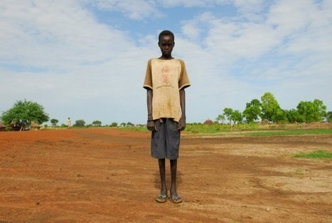 Preventing Genocide - Who is at Risk? - South Sudan | Genocide ~ Whitney | Scoop.it
