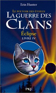 La guerre des clans : Eclipse | Livres lus et conseillés par Bastien Fort (Loire) | Scoop.it