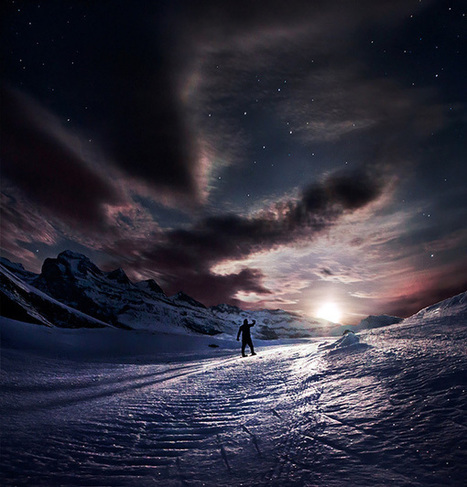 Photography by Max Rive | Diseño Grafico | Scoop.it