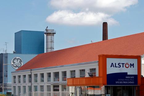 Feu vert au rachat d'Alstom par General Electric | Actu de l'industrie | Scoop.it