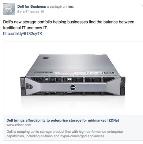 Les stratégies social media en B to B   Le mark...   Le Client   Scoop.it