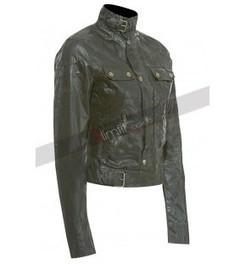 Hellboy 2 Liz Sherman Jacket | Designers Women Leather Jackets & Pants | Scoop.it