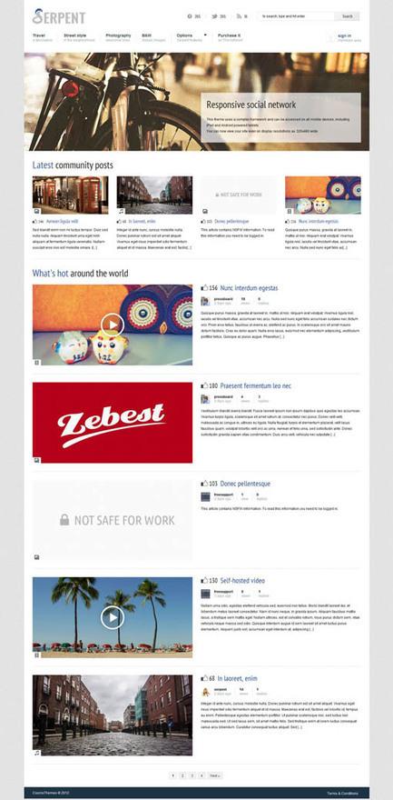 Top 5 Best User-Generated Content WordPress Themes - Monetize Effortlessly!   WordPress   Scoop.it