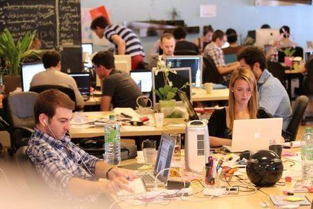 Heureux comme un patron de start-up en France | Startups | Scoop.it