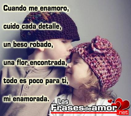 Frases de amor - Frases Bonitas - Imagenes de amor | EL VERDADERO DESEO  DEL AMOR | Scoop.it