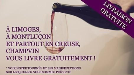 Découvrez champVin.com votre spécialiste en vins de propriétés et champagnes - | Vos Clés de la Cave | Scoop.it