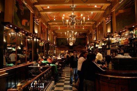 Les plus anciens cafés d'Europe   Idées Destinations   Scoop.it