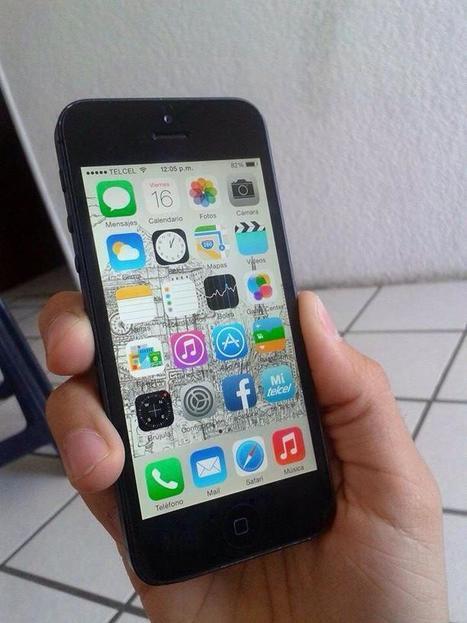 Iphone 5 libre de fabrica | MSI | Scoop.it