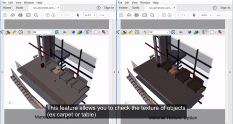 Intelligent 3D PDF Exporter For Revit – The Newest Revit Add-In | BIM Forum | Scoop.it