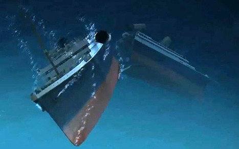 James Cameron Shows What Really Happened to the Titanic [VIDEO] | Life @ Work | Scoop.it