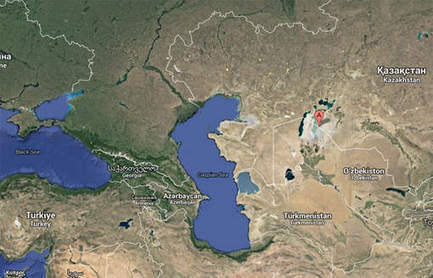 La mer d'Aral a quasiment disparu   danieldemonceau   Scoop.it