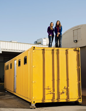 How G3Box Turns Shipping Containers Into Clinics | sustainable architecture | Scoop.it
