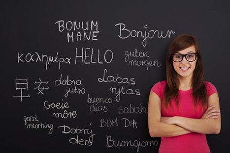 Things You Need to Know About Learning a Foreign Language | learning english | Scoop.it