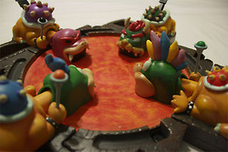 Geekcraft of the day: Hungry Hungry Hippos turned into Koopas | All Geeks | Scoop.it