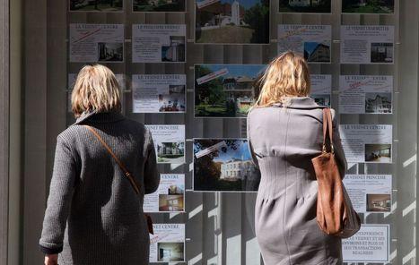 Immobilier en Île-de-France : ça grimpe, ça grimpe | Real estate information | Scoop.it