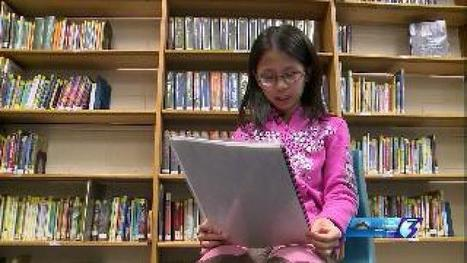 Magruder Elementary students' books published in school's library ... | School Library Tools | Scoop.it