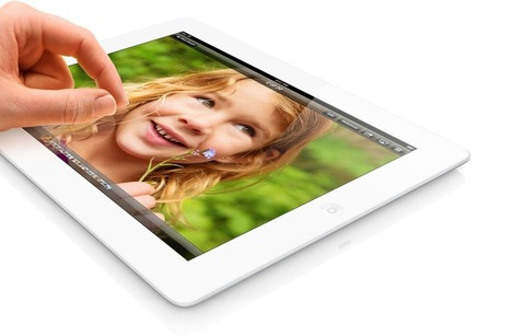 Apple - iPad - Just as stunning. Twice as fast. | Reading Pool | Scoop.it
