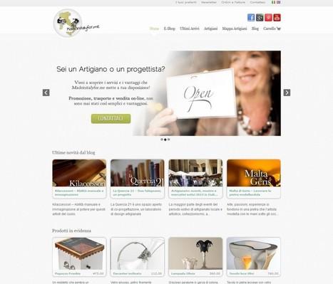 Caccia all'artigiano – Un'iniziativa che ti premia 2 volte! | MadeinItalyfor.me | Scoop.it