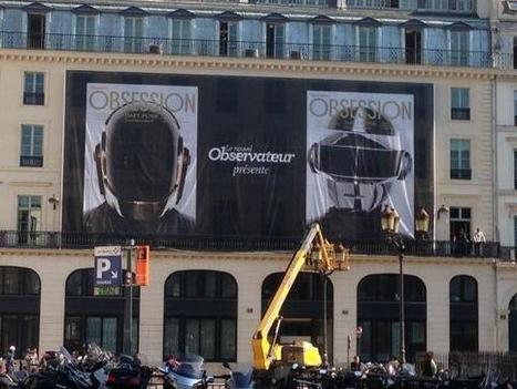 Twitter / Isabelldebellis: En toute simplicité, ... | Daft Punk France Columbia | Scoop.it