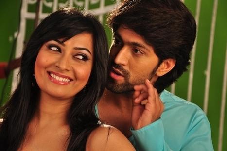 Yash, Radhika Pandit ends 'Mr & Mrs Ramachari' Filming | Bangalore Wishesh | Scoop.it
