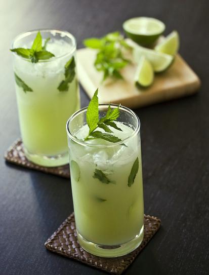 Key Lime Pie Mojito | drink | Scoop.it