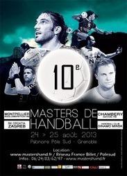 Montpellier et Chambéry aux Masters de Handball de Grenoble - Gre-Sports (Blog)   Chambéry Actu   Scoop.it