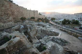 Excavan en Jerusalén una antigua mansión en el monte Sión de los tiempos de Jesús de Nazaret | ArqueoNet | Scoop.it