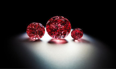 Sold for $2m: fancy red diamond comes up trumps as buyers grab every gem | investment diamonds | Scoop.it