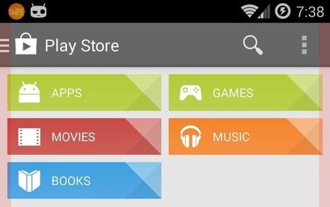 Swipe : Navigate between recent apps with a gesture | Tech Cookies - Everything about Android | Scoop.it