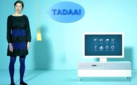 Is Ikea's New Home Entertainment System an iPod for the Living Room? | Audiovisual Interaction | Scoop.it