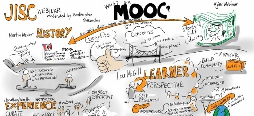 Desojando los mitos sobre los MOOC's- lo que hemos aprendido a mitad de camino.