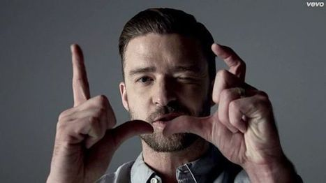 Watch Justin Timberlake's Raciest Music Videos - ABC News | Justin Timberlake tops charts in album sales | Scoop.it