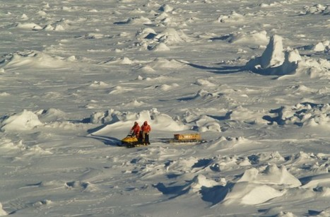 Why Antarctic Sea Ice Isn't Shrinking | Oceans and Wildlife | Scoop.it