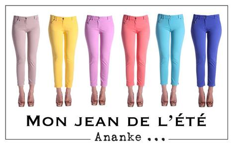 Ananke met de la couleur dans vos tenues ! | Conseils et astuces mode femme ronde | Scoop.it
