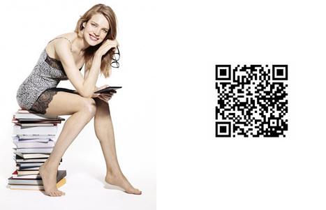 Etam connecte sa lingerie   Présent & Futur, Social, Geek et Numérique   Scoop.it