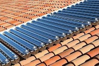 Hybrid solar panel heats water while generating electricity | Energy | Scoop.it