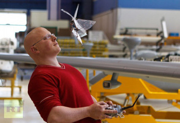 Israel's Robotic Butterfly Drone Flies Indoors: Science Fiction in the News | Heron | Scoop.it